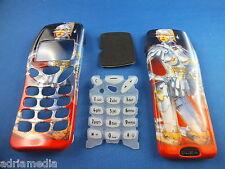 Front Back Cover Tastatur für Nokia 3210 Gehäuse Handyschale Neu LadyOptik Phone