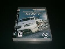 """Need for Speed: Shift (PlayStation 3) Complete """"Great Condition"""""""