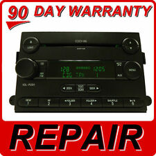 Repair 2004 - 2010 FORD OEM Edge Five Hundred Focus Freestyle Fusion 6CD Service
