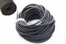 10M Black Latex Tube Bungee Outdoor Hunting Replacement  Tube 1745