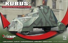 KUBUS - WARSAW UPRISING'44 ARMOURED CAR/APC (POLISH MKGS) 1/35 MIRAGE BRAND NEW