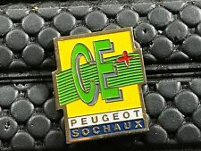 PINS PIN BADGE CAR PEUGEOT SOCHAUX CE