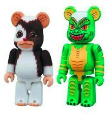 Gremlins Mogwai Gizmo and Stripe Bearbrick 2 pack Medicom