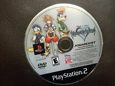 Kingdom Hearts  (Sony PlayStation 2, 2002)DISC ONLY