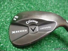 Very Nice Tour Issue Callaway Raw Jaws X Forged 60 degree Lob Wedge Tour S-400