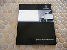MERCEDES BENZ VISION SLA ROADSTER CONCEPT OFFICIAL WORLD PREMIER PRESS KIT 2000