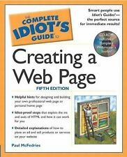 The Complete Idiot's Guide to Creating a Web Page (5th Edition) by McFedries, Pa