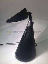 BLACK TABLE LAMP FASE SPAIN UNOBTAINABLE, VINTAGE DESIGN