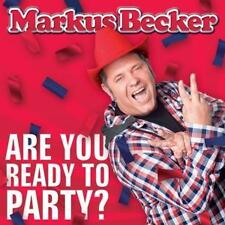 Markus Becker - Are You Ready To Party?