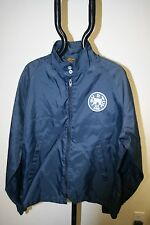 Vintage Nylon BRC US CAN Chemical Nuclear Aerospace Engineering Men's L Jacket