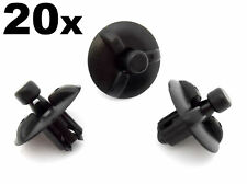 20x Lexus Engine Cover Clips- Plastic Trim Fasteners for Motor Shields & Panels