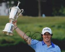 Rory Mcilroy 8x10 Signed 2011 US Open Photo AFTAL/UACC RD
