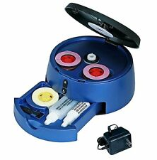 DVD CD Blu Ray PS3 PS4 XBox 360 WII Disc Scratch Cleaner Repair Machine Kit