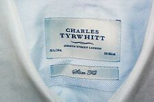 Charles Tyrwhitt Slim Fit Mens 15 1/2 34 Dress Shirt