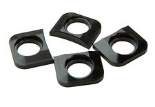 Race Face Chainring Tab Shims - Black - x 4