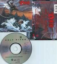 DIO-HOLY DIVER-1983-USA-WARNER BROS. RECORDS 9 23836-2-CD-NEW-