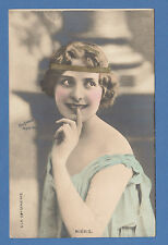 REUTLINGER  FRENCH  POSTCARD  -  ACTRESS  -  MIERIS   (8)  -  1903
