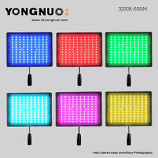 YONGNUO YN600 RGB LED Video Photo Light 3200K-5500K for Canon Nikon Pentax Olymp