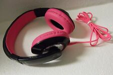 Nakamichi Over The Ear Headphones Pink/Black 88 ±3dB 32 ohms 3.5mm Wired IP780