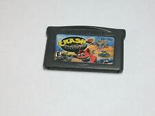 Nintendo GBA - Crash Nitro Kart