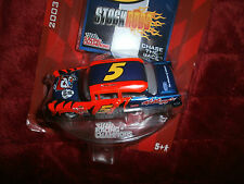 RACING CHAMPIONS 2003 PREVIEW CHASE THE RACE TERRY LABONTE ERROR #5 STOCKRODS