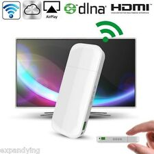 DLNA /Airplay WiFi Display Ricevitore HDMI Streaming Media Player per iPhone 5