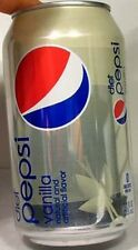 FULL NEW 12oz 355ml (New-Style 2012) Can American Diet Pepsi Vanilla USA
