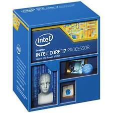 Intel Core i7-5820K 3.3GHz 6 Core 15MB LGA2011-V3 140W 22nm Haswell-E Processor
