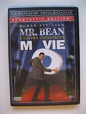 MR. BEAN L'ULTIMA CATASTROFE MOVIE - DVD OTTIME CONDIZIONI