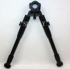 GunTuff Clamp On BIPOD Airgun Air Rifle Gun .22 Fold Up Hunting Target Shooting