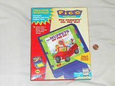 NEW The Muppets On the Go! Sega PICO Deluxe Storyware Children Educational Games
