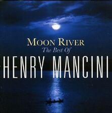 Henry Mancini Moon River-Best Of CD NEW SEALED Pink Panther/Midnight Cowboy+
