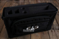 CAD RAKBAG2 Carry and Storage Case for 2 Wireless Microphone Systems Mic Gig Bag
