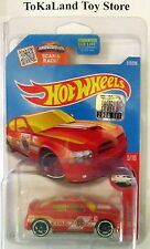 Bx1o6 Hot Wheels 2016 215/250 Treasure Hunt Dodge Charger SRT8 w/ Protecto-Pak