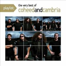 Coheed and Cambria - Playlist: The Very Best of Coheed and Cambria CD 2011
