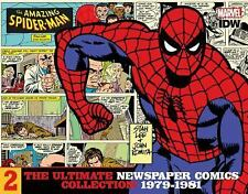 The Amazing Spider-Man: The Ultimate Newspaper Comics Collection Volume 2 (1979