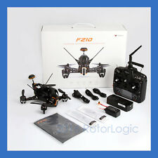 Walkera F210 Racing Quad-copter RTF  w/ Devo 7 - 700TVL Camera - OSD - Video TX