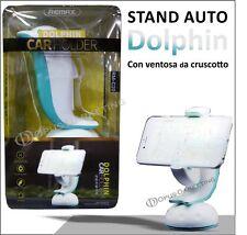 STAND SUPPORTO PORTA TELEFONO AUTO REMAX PER SAMSUNG GALAXY NOTE 2 N7000