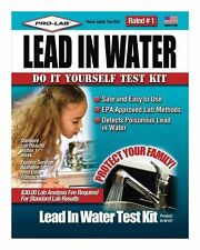 Pro Lab Lead in Water Test Kit #1 Do it yourself Test Maternity Kid Real Estate