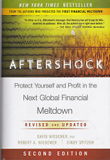 Aftershock:Protect Yourself and Profit in the Next Global Financial Meltdown