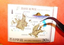 Korea Insel Dokdo, Tokdo Briefmarke 독도 우표 Stamp   Japan Takeshima Liancourt