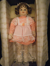 """""""ROSE MARIE"""" Porcelain Doll~ Look at Me Collection by Lia DiLeo for Ashton Drake"""