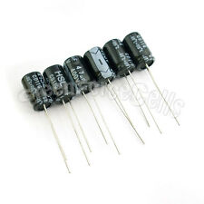 10 x 4.7uF 400V Radial Electrolytic Capacitor 8 x 12mm