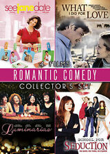 Romantic Comedy Collector's Set    DVD   LIKE NEW   See Desc for movie titles