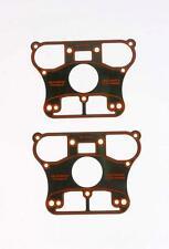 James Gasket - JGI-16779-99-X - One-Piece Lower Rocker Housing Gasket, Steel~