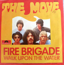 "7"" 1968 GERMAN PRESS ! THE MOVE : Fire Brigade /VG+++"