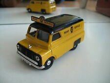 "Corgi Bedford 10/12 CWT Van ""AA"" in Yellow/Black"