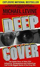 Deep Cover by Michael K. Levine (1990, Paperback, Reprint)