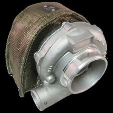 PTP T3/T4 Turbo Blanket Heat Shield - Lava - Universal FPRO35-011-04
