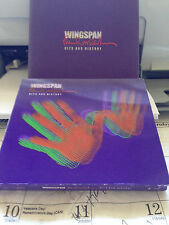 PAUL MCCARTNEY - Wingspan: Hits And History HOLOGRAPHIC BOX Special Ed. 2CD Set